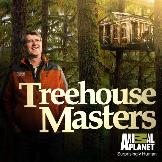 Treehouse Masters, Season 3 On ITunes