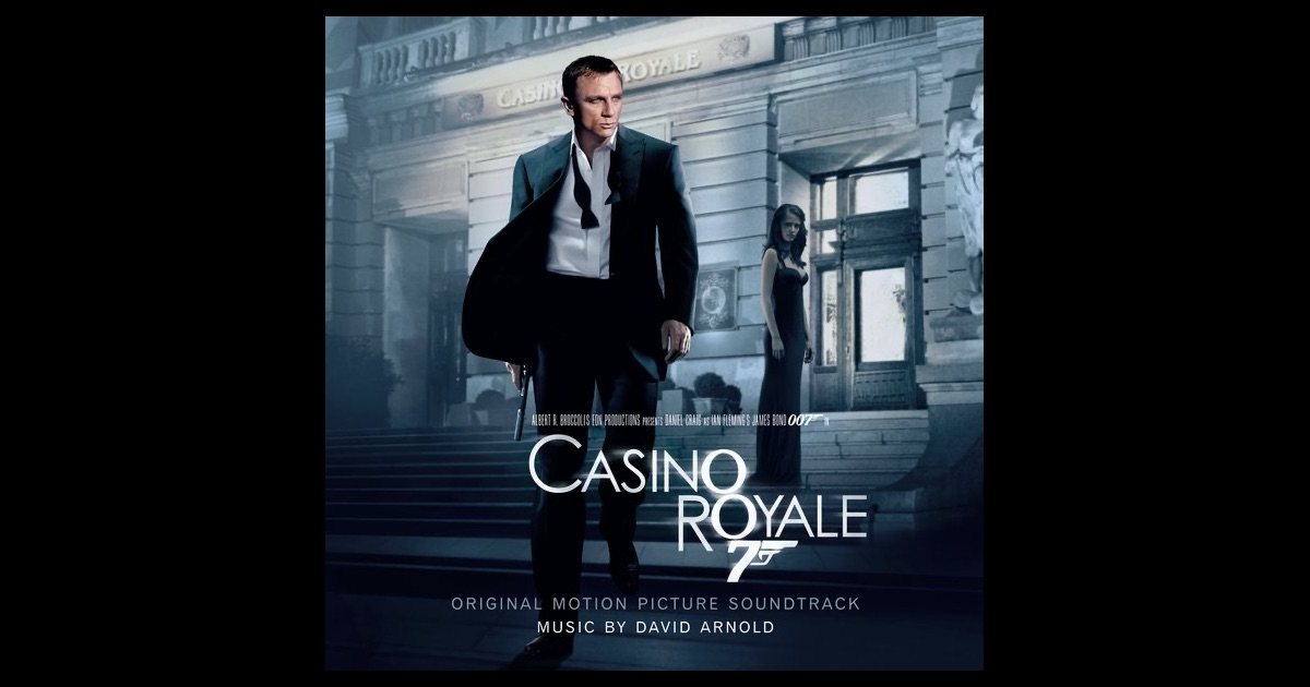 casino royale 007 music