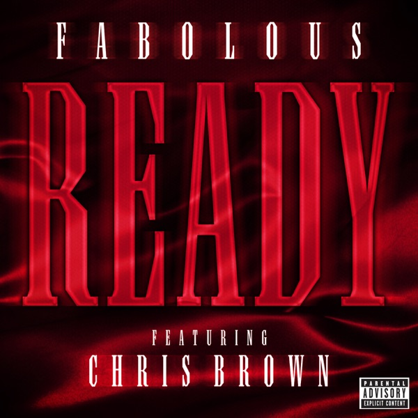 Ready feat Chris Brown - Single Fabolous CD cover