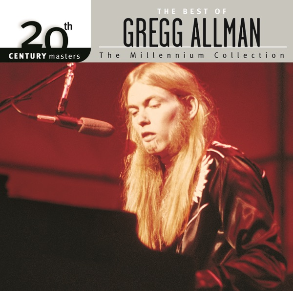 20th Century Masters - The Millennium Collection The Best of Gregg Allman Gregg Allman CD cover