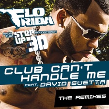 Club Can't Handle Me (Feat. DAVID GUETTA) artwork