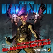 Five Finger Death Punch - The Wrong Side of Heaven and the Righteous Side of Hell, Vol. 2 Grafik