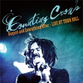August and Everything After - Live at Town Hall - Single cover art