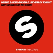 Not Taking This No More (feat. Beverley Knight) - Single