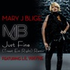 Just Fine (Treat 'Em Right Remix) [feat. Lil Wayne] - Single