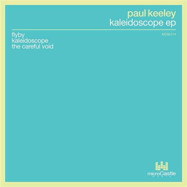 Kaleidoscope EP Paul Keeley CD cover