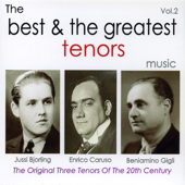 The Best & The Greatest Tenors - Vol.2