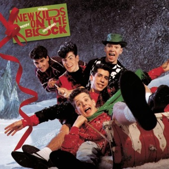 Merry, Merry Christmas – New Kids On the Block