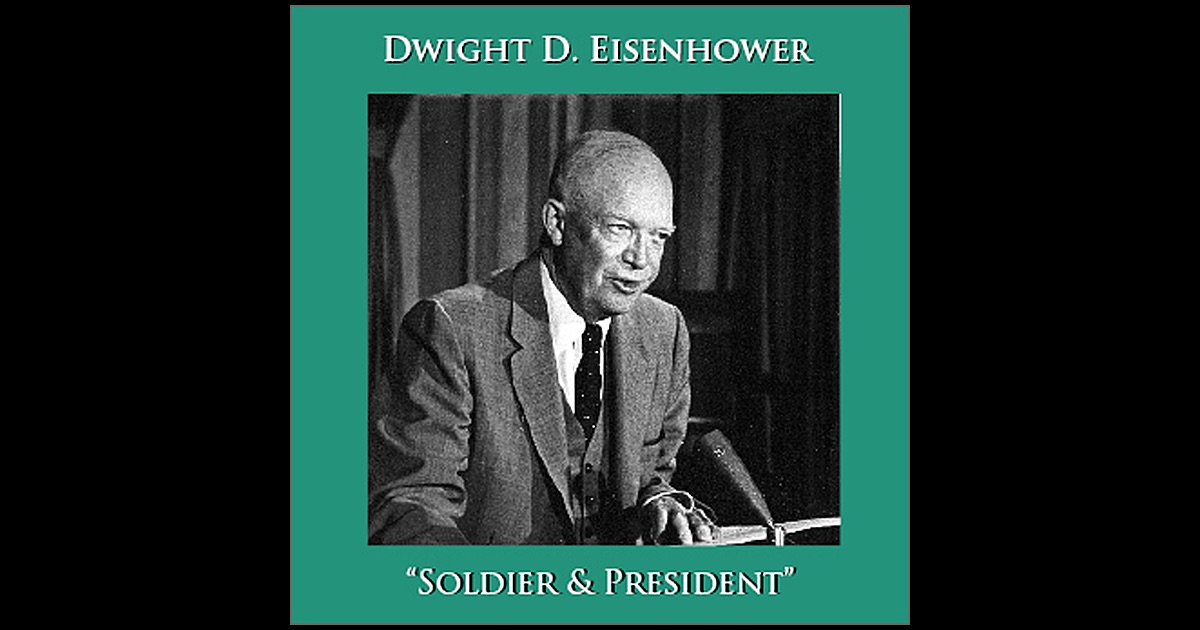 dwight d eisenhowers presidency with bibliography essay