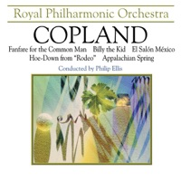 Picture of Copland: Appalachian Spring & Billy the Kid Suite by Phillip Ellis & Royal Philharmonic Orchestra