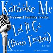 Let It Go (From Frozen) Backing Track [Backing Tracks] - EP