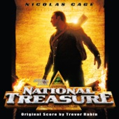 Trevor Rabin - National Treasure (Original Score) artwork