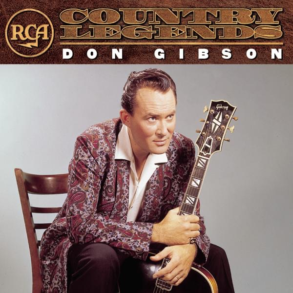 Don gibson - i wrote a song