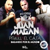 Bailando por el Mundo (feat. Pitbull y El Cata) [English Version] - Single, Juan Magan