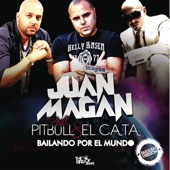 Bailando por el Mundo (feat. Pitbull y El Cata) [English Version] - Single