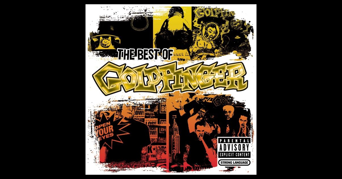the best of goldfinger by goldfinger on apple music