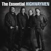 Highwaymen, Johnny Cash, Kris Kristofferson, Waylon Jennings & Willie Nelson - The Essential Highwaymen  artwork