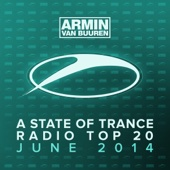 A State of Trance Radio Top 20 - June 2014 (Including Classic Bonus Track) cover art