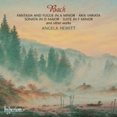 Bach: Fantasia, Aria & Other Works