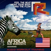 Africa Run Workout - Interval Training for Runners (English)