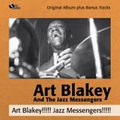 Art Blakey & The Jazz Messengers - Circus artwork