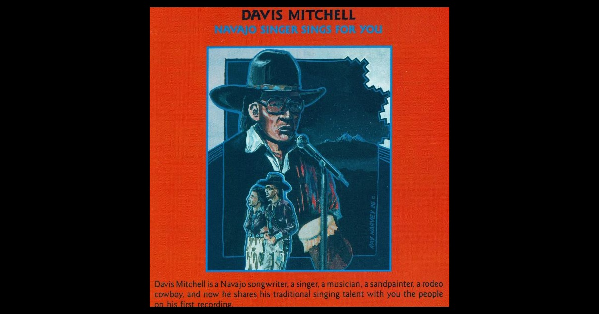 Navajo Singer Sings for You - Davis Mitchell | Similar ...