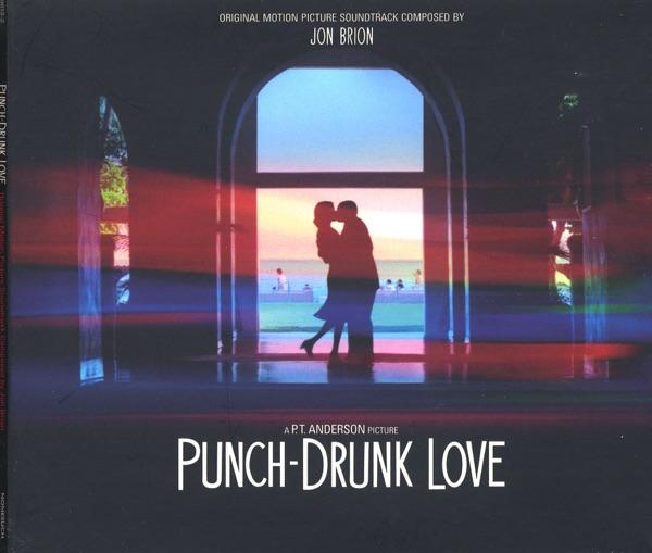 Punch-Drunk Love Album Cover by Jon Brion