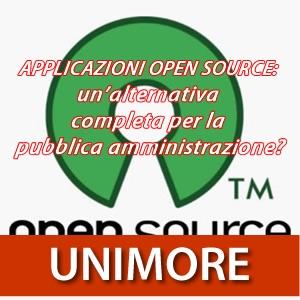 Applicazioni Open Source: un'alternativa completa per la pubblica amministrazione? [Video]