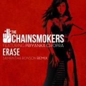 Erase (Samantha Ronson Remix) [feat. Priyanka Chopra] - Single cover art