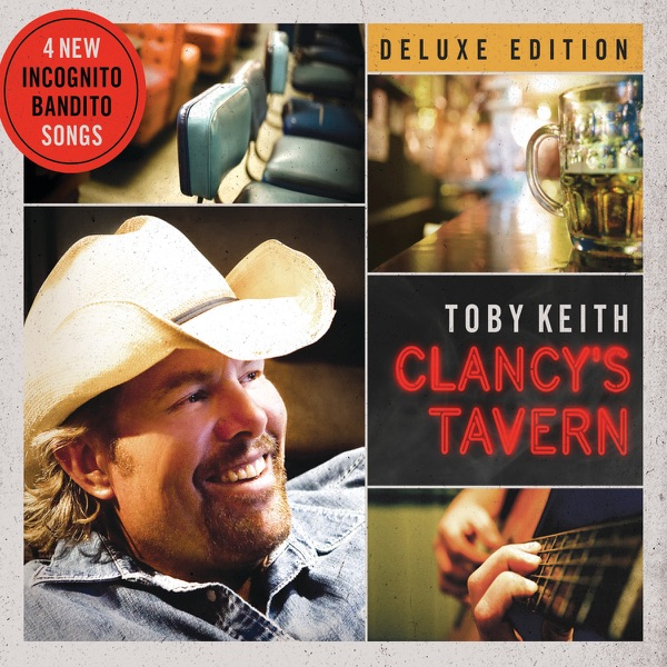 Clancys Tavern Deluxe Edition Toby Keith CD cover