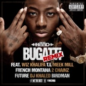 Bugatti (Remix) [feat. Wiz Khalifa, T.I., Meek Mill, French Montana, 2 Chainz, Future, DJ Khaled & Birdman] - Single