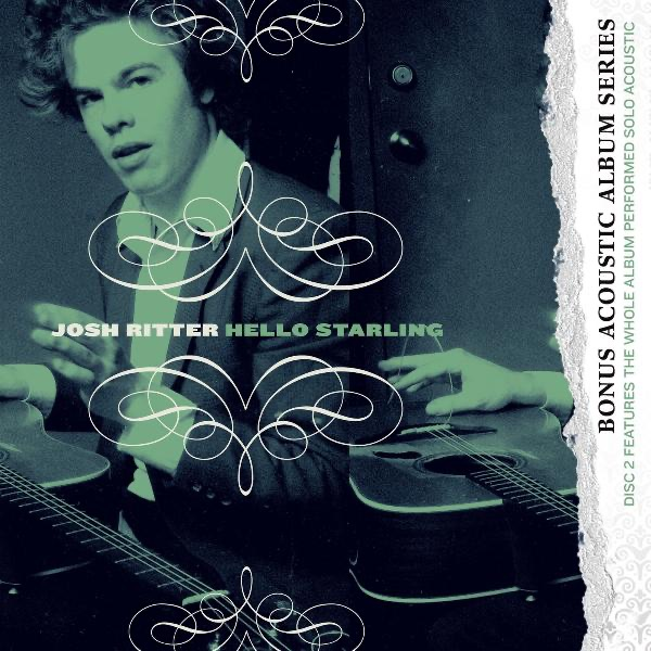 Josh Ritter - Man Burning