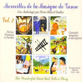 Merveilles de la musique de genre, vol. 2 – Various Artists