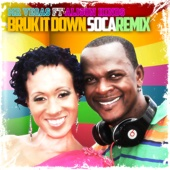 Bruk It Down (Soca Remix) (feat. Alison Hinds) - Mr. Vegas