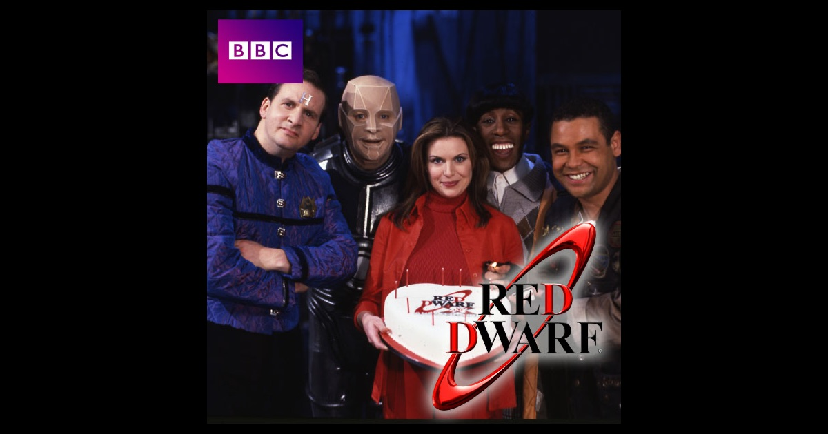 Red Dwarf - Doug Naylor's Definitive Dwarf on iTunes