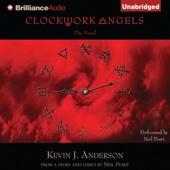 Kevin J. Anderson - Clockwork Angels: The Novel (Unabridged)  artwork