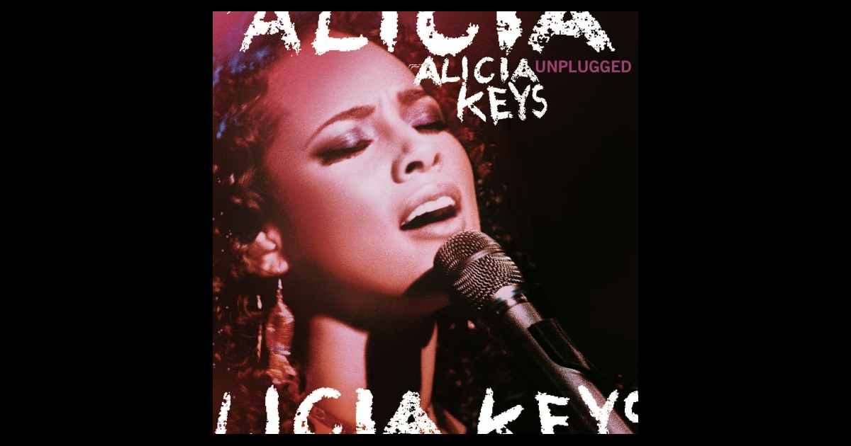 Alicia Keys Unplugged Images & Pictures - Becuo