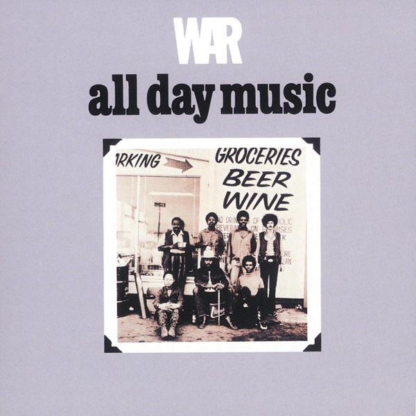 All Day Music War CD cover