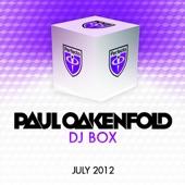 DJ Box - July 2012