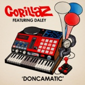 Doncamatic (feat. Daley) - EP cover art