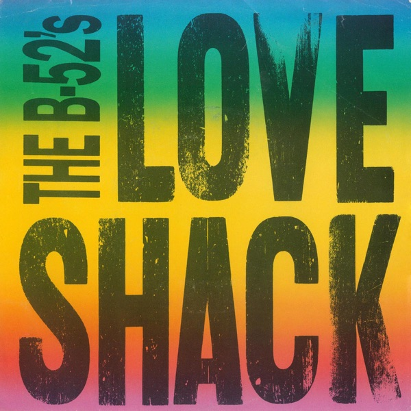 Cover art for Love Shack