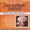 Jose Alfredo Jimenez y 7 Grandes Interpretes, Vol. 1, José Alfredo Jiménez