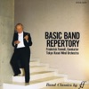 Basic Band Repertory (Frederick Fennell Series), Tokyo Kosei Wind Orchestra & Frederick Fennell