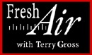 Terry Gross - Fresh Air, Tom Waits  artwork