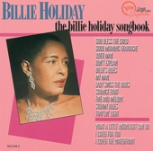 The Billie Holiday Songbook cover art