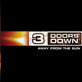 Away from the Sun - 3 Doors Down Cover Art