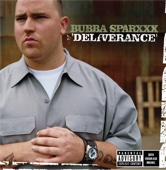 Bubba Sparxxx - Deliverance artwork