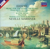 Water Music Suite in F Major: III Hornpipe and Andante - Academy of St. Martin in the Fields & Sir Neville Marriner