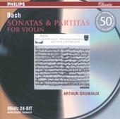 Bach: Sonatas & Partitas for Violin