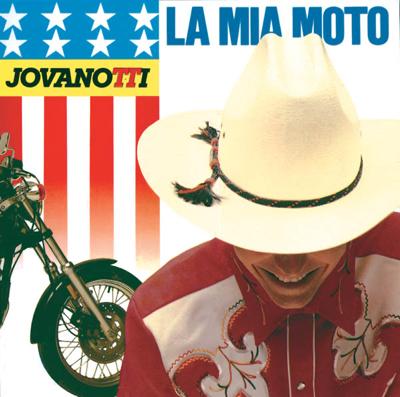 Jovanotti La mia moto Album Cover